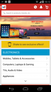 Snapdeal App Review